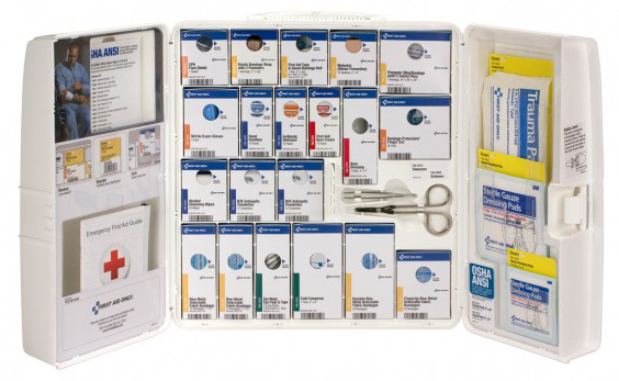 What Should be in a Restaurant First Aid Kit?