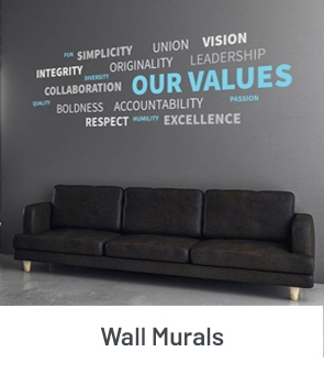 Wall Graphics & Decals