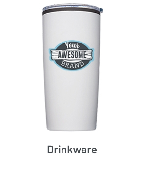 Drinkware Promo Product Fulfillment Example